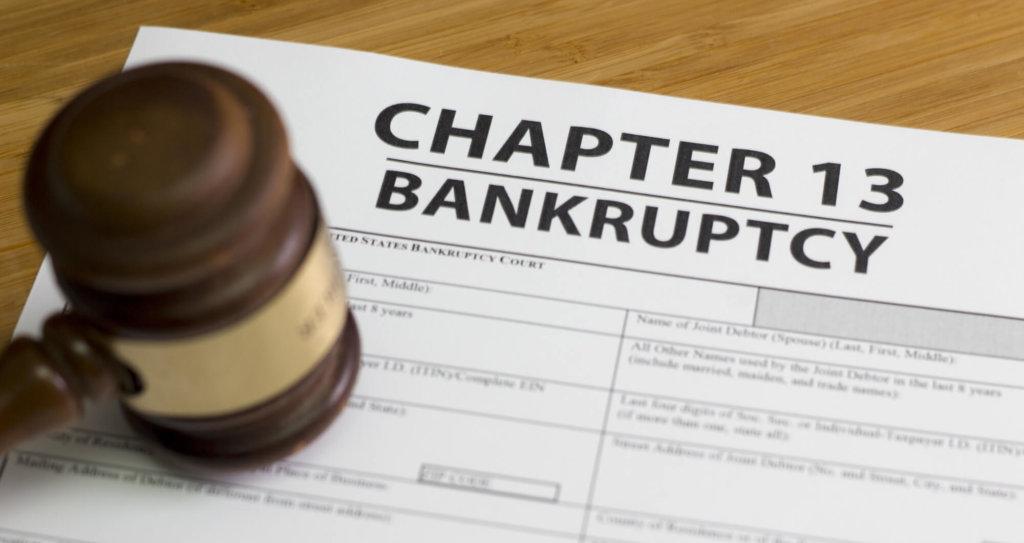 Bankruptcy Discharge Paper
