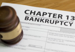 Bankruptcy Discharge Paper
