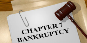 How Long Does Chapter 7 Bankruptcy Stay on Your Credit Report?