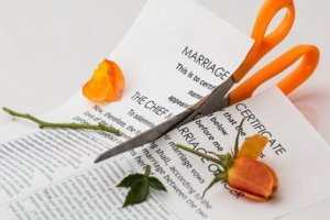 alimony agreement getting cut up