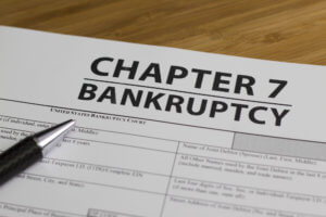 Chapter 7 Bankruptcy document